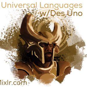 Universal Languages (#248)