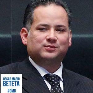 Entrevista con Santiago Nieto Castillo. Lunes 23 de febrero de 2015