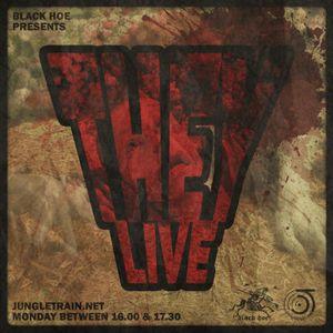 Black Hoe presents They Live! on Jungletrain.net - 101206 with Migu & Acid Lab aka Kodama