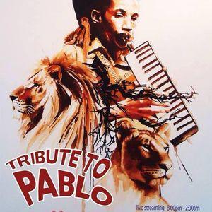 Issachar alongside Gabre Selassie - Tribute To Augustus Pablo Kingston Dub Club