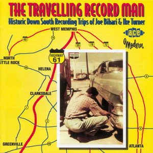 The Travelling Record Man • ההקלטות של ג'ו ביהארי