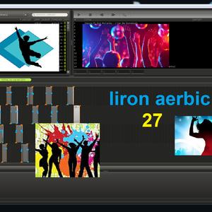LIRON AEROBICDANCE 27 140 BPM