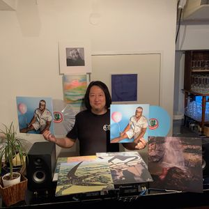 "dublab.jp ""suburbia radio"" @ Cafe Apres-midi(20.6.17)"
