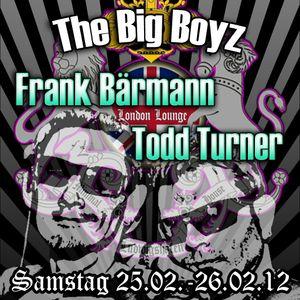 Todd Turner @ The Big Boyz Vol.3 (Live-cut, 26.02.2012)