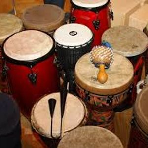 Here Come the Drums 5Rhythms Wave