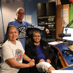 Host Natasha shares the importance of language  and embracing hul'qumi'num language
