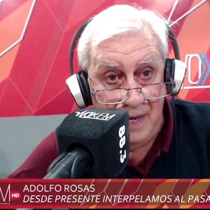 """#ElDedoEnLaLlaga """"Desde el presente interpelamos al pasado"""" Columna de Adolfo Rosas 21/06/2017"""