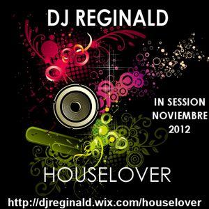 Dj Reginald - Session Noviembre 2012