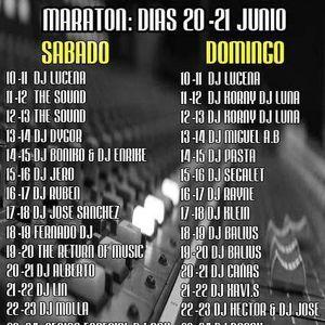 DJ NAU@Maratón Djs (worldjs.es)_Makina ACTUAL_Junio2015