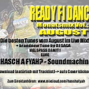 Ready fi Dance? Vol.7 AUGUST Tunes