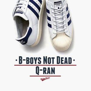 Q-ran - B-boys Not Dead