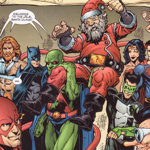 Sci-Ence! Justice Leak! Christmas Special 2012
