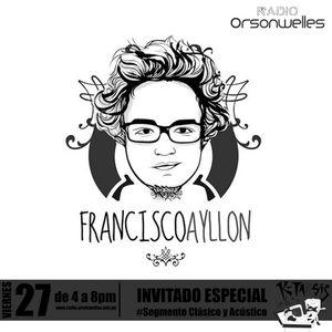 Ktarsis con Francisco Ayllon