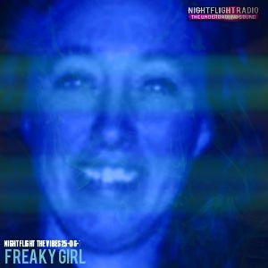 Freaky Girl - Nightflight The Vibes 25-06-17