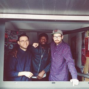 NTS 19/2/2014 w/ Special Guests The Range & They Call Me Raptor