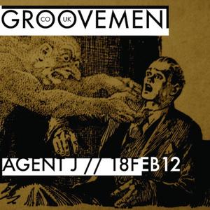 AGENT J // 18FEB12
