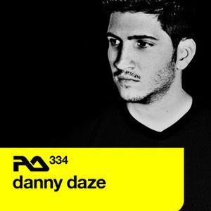 RA.334 - Danny Daze - 22-10-2012