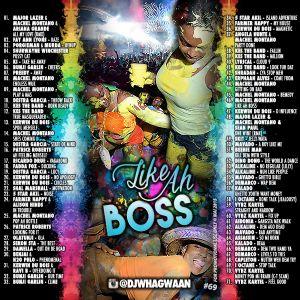 VA-Dj WhaGwaan - Like Ah Boss (Promo Cd) 2015