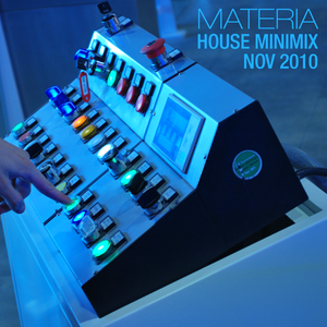 Materia - House Minimix Nov 2010