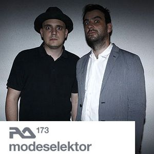 Modeselektor RA173 Podcast 21.09.09