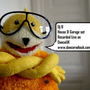 Dj B House and a bit of Speed Garage recorded live for DanceUK March 15'th 2014