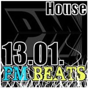 PM Beats am 13.01. mit Chris Wächter @ RauteMusik.fm