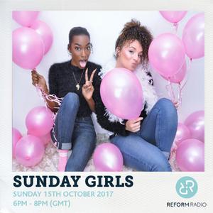 Sunday Girls 15th October 2017