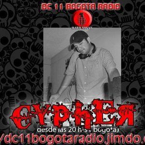 HardSouls - Cypher @ Dc11Bogota-Radio- 08-11-2012 - HardTechnoSchranz.mp3