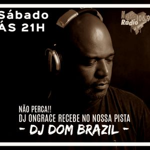 Gospel house nossa pista radio show october 28 2017 for Gospel house music