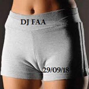 DJ FAA ... LIVE ON WWW.HOUSEMUSICRADIO.CO.UK 28/09/18