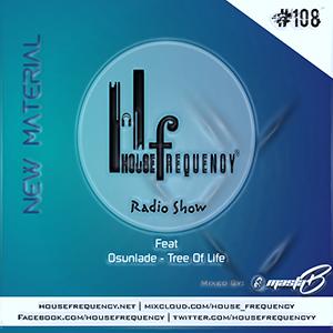 HF Radio Show #108 - Masta - B