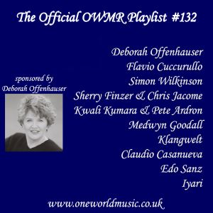 Playlist #132 sponsored by Deborah Offenhauser