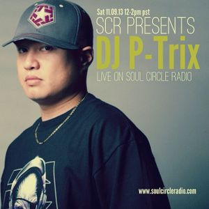 SCR Presents DJ P-Trix