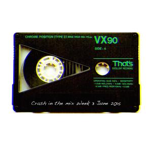 Crash in the mix Week 3 June 2015