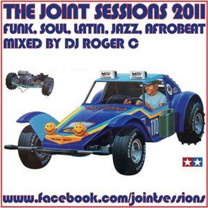 DJ Roger C's Joint Sessions Mix... April 2011