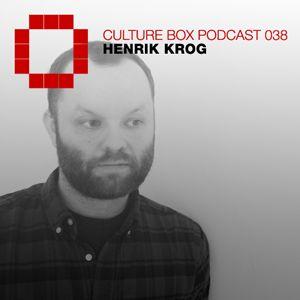 Culture Box Podcast 038 - Henrik Krog