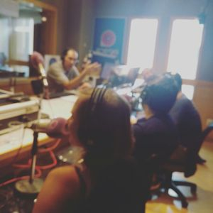 Lito ao vivo na rádio Energia 97FM