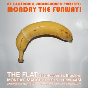 INFINITE KITTEN: MONDAY the FUNWAY! March 16, 2015