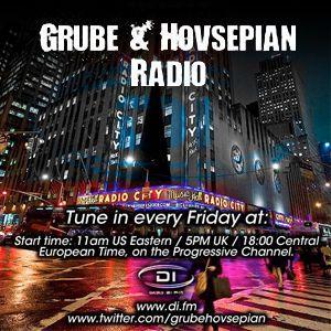 Grube & Hovsepian Radio - Episode 045 (29 April 2011)