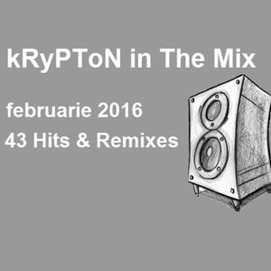 kRyPToN in The Mix february 2016 - Radio & Party Mix