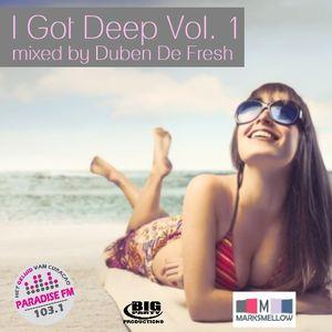 Freshlicious a.k.a. Duben De Fresh - I Got Deep Vol 1 (Nov 2012)