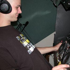 m50 + DJ Continuum @ etc, WNUR 2004.05.22