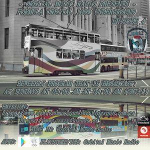 Formula Orbital 100% Underground - Podcast 04