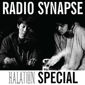 "HALATION MIX 02 by RYOHEY for FM NORTH WAVE ""RADIO SYNAPSE"" 2014.09.13"