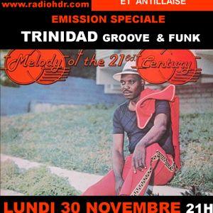 BLACK VOICES émission radio spéciale TRINIDAD GROOVE années 70 sur RADIO HDR ROUEN Décembre 2015