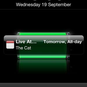 Jenny Said Yes Hoxton Live 20-9