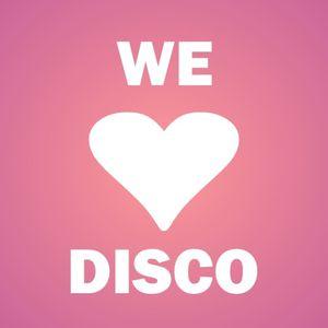 We ♥ Disco