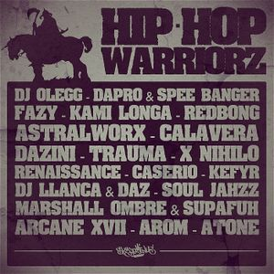 HIP-HOP WARRIORZ
