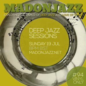 MADONJAZZ #94: Deep Jazz Sounds