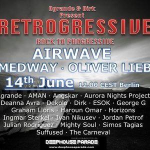 Jordan Petrof - RetroGressive @ DeepHouseParade - guest mix   mp3